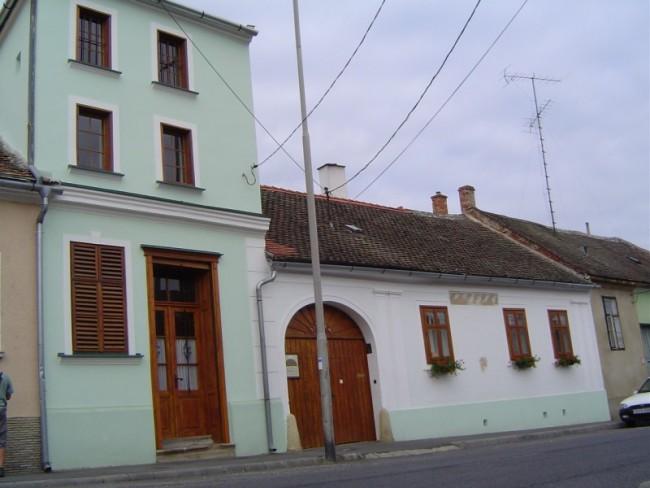 Sziget Vendégház, Kőszeg