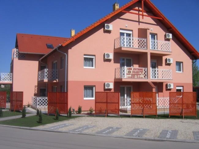 Ildikó Apartmanház, Zamárdi
