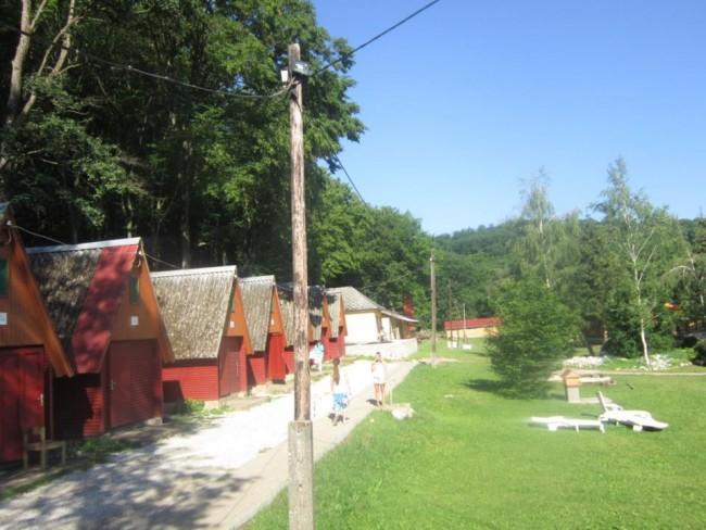 Égervölgye Nemzetközi Ifjúsági Tábor és Központ, Perkupa