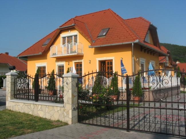 Napsugár Vendégház, Vonyarcvashegy