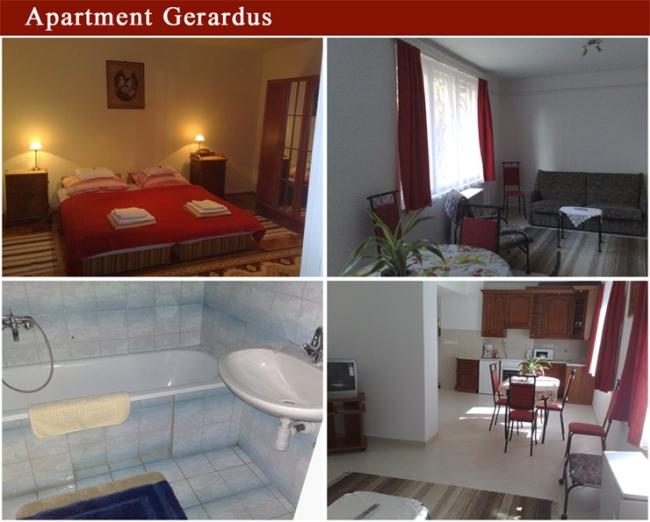 Apartment Gerardus, BUDAPEST (XI. kerület)