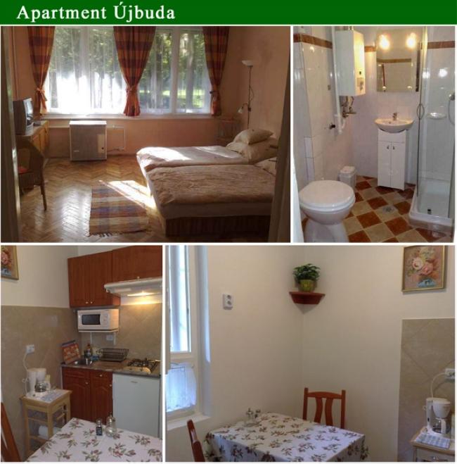 Apartment Újbuda                                                                                                                                      , BUDAPEST (XI. kerület)