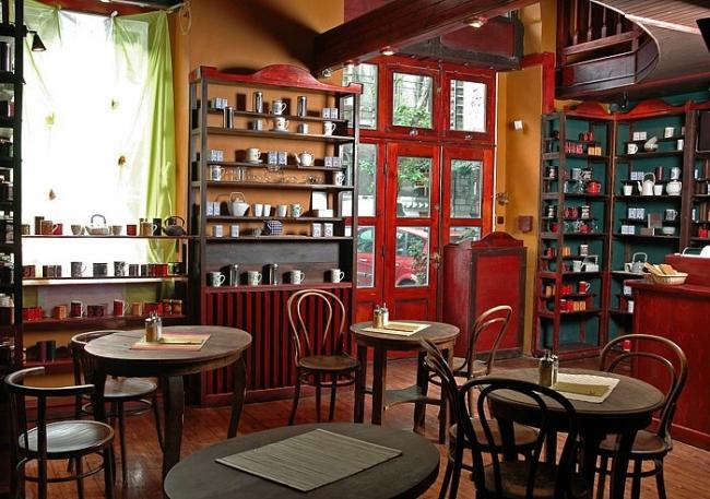 Café Podma Tea & Coffee                                                                                                                           , BUDAPEST (VI. kerület)
