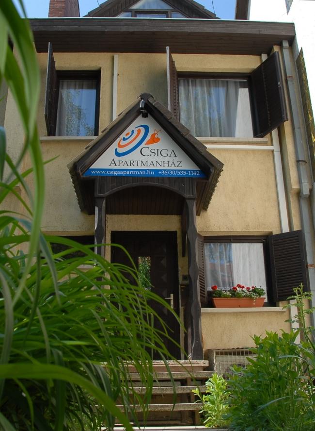 Csiga Apartman                                                                                                                                        , Szentes
