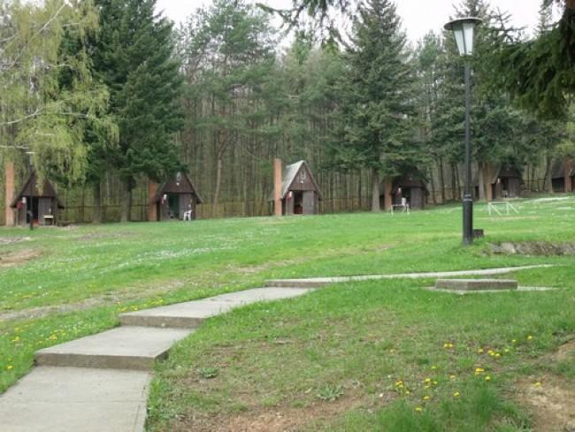 Salgóbányai Ifjúsági Tábor, Salgótarján (Salgóbánya)
