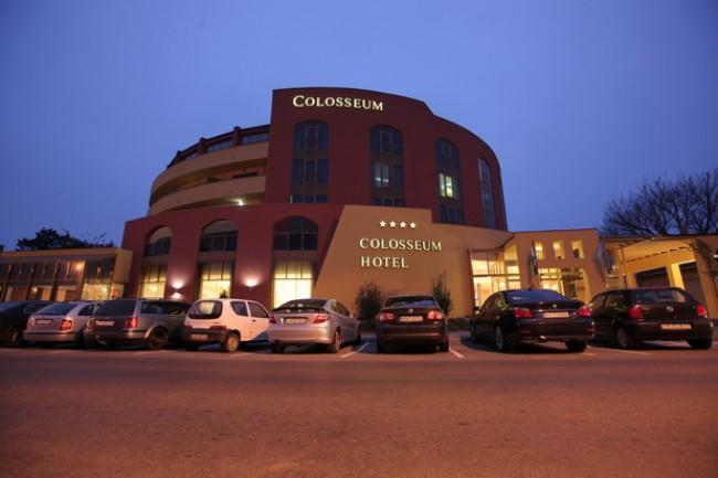 Colosseum Hotel****superior, Mórahalom