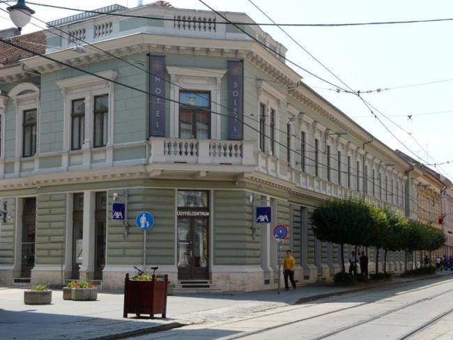 Soleil Apartman Szeged****, Szeged