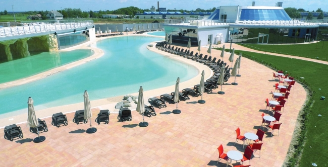 MJUS Fun &amp; Wellness Thermal Resort <br/>The Original Italian Lifestile, Körmend