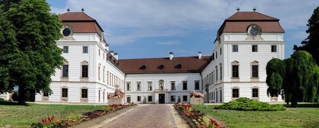Esterházy-kastély, Pápa