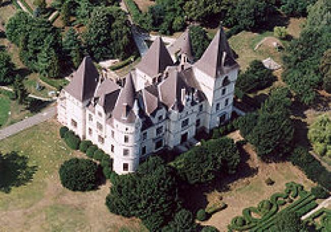 Andrássy-kastély Tiszadob, Tiszadob