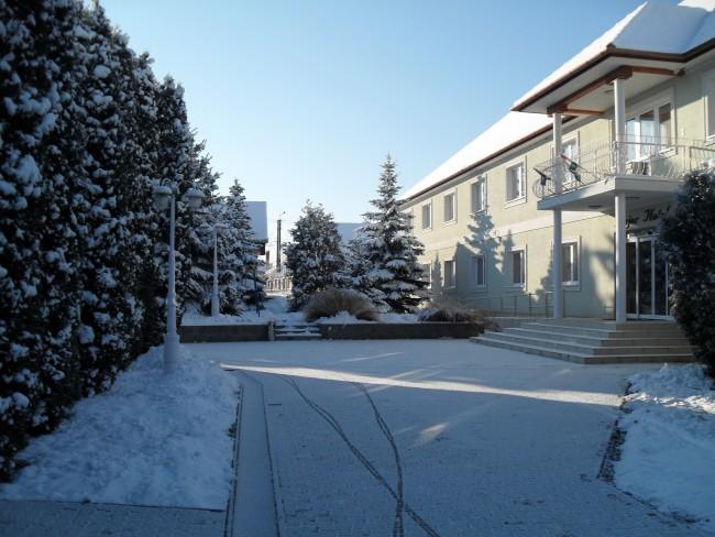 Major Hotel és Apartmanház, Szécsény