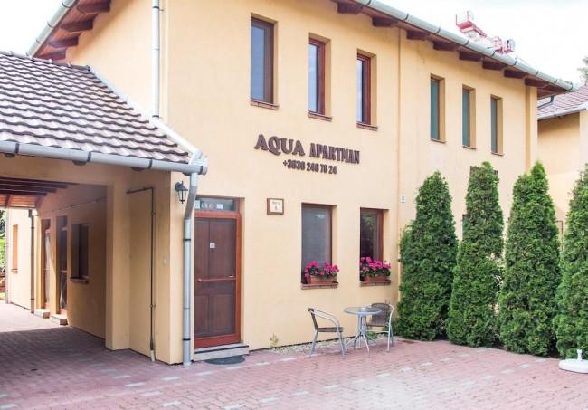 Aqua Apartman, Gyula
