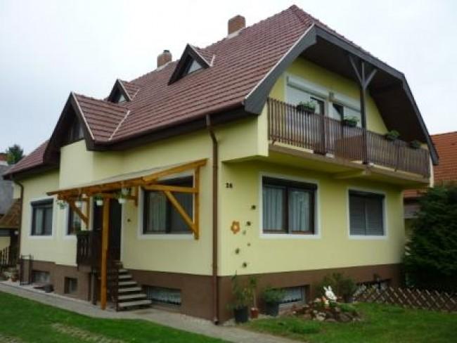 Csaba Vendégház, Balatonszemes