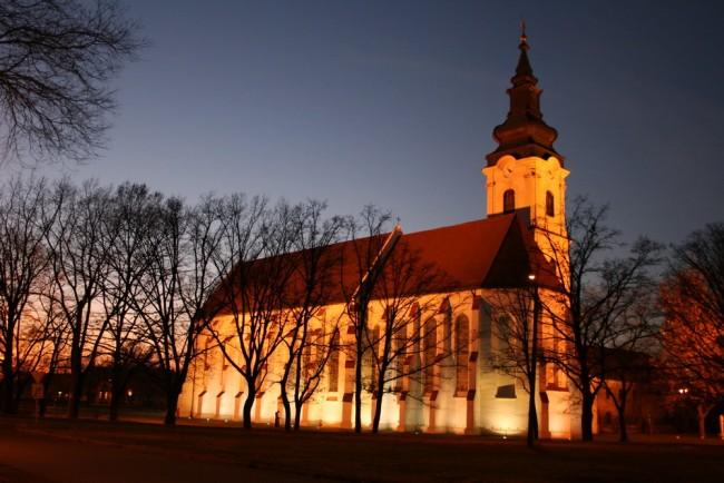 Alsóvárosi Ferences Látogatóközpont, Szeged
