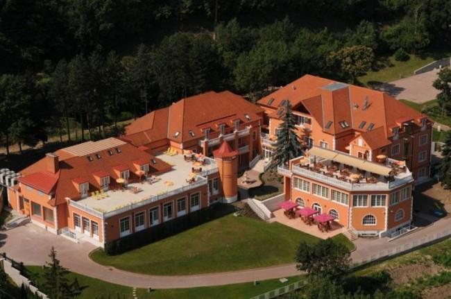 Bellevue Konferencia-, és Wellness Hotel, Esztergom