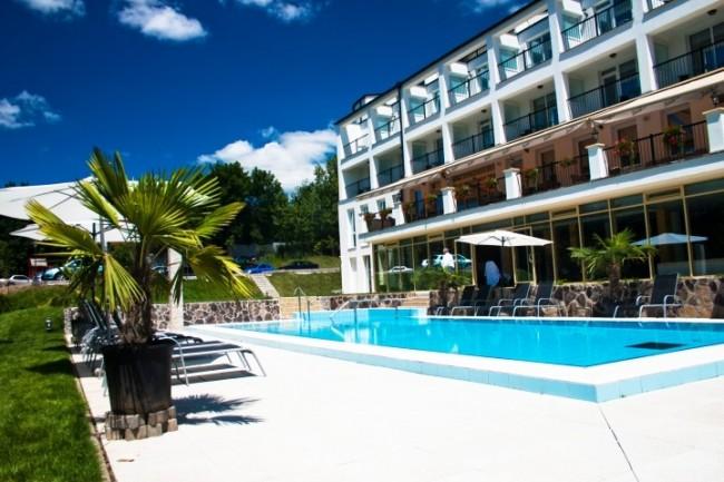 Calimbra Wellness és Konferencia Hotel****, Miskolc (Miskolctapolca)
