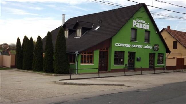Corner Sport Büfé & Földvár Panzió, Dunaföldvár