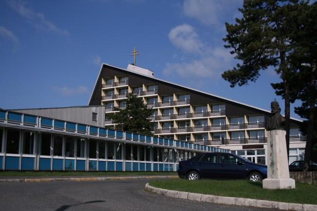 Veszprémi Érseki Hittudományi Főiskola Kollégiuma, Veszprém