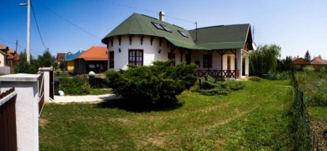 Napsütéses Panoráma vendégház, Tiszafüred