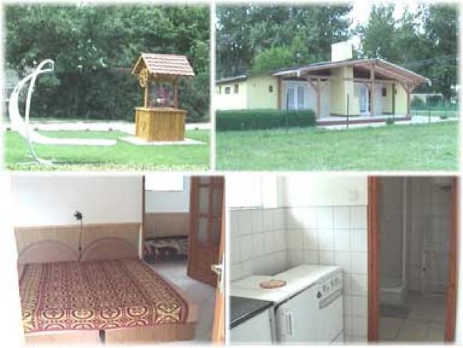 Fagyöngy Apartmanházak, Fadd (Dombori)