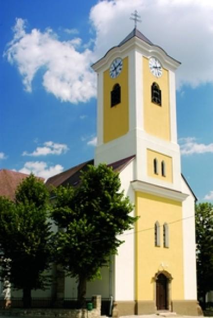 Szent Adalbert plébánia - Bajna, Bajna