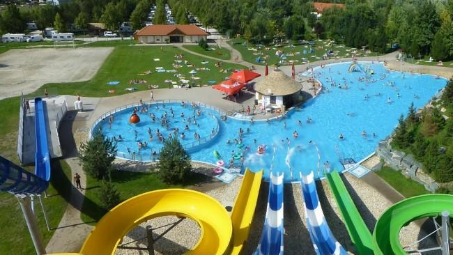 Lipóti Termál-és Élményfürdő & Camping****, Lipót