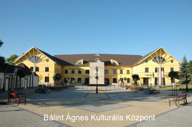 BÁLINT ÁGNES KULTURÁLIS KÖZPONT, Vecsés