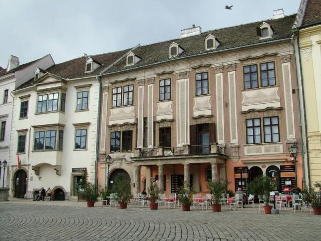 Fabricius-ház, Sopron