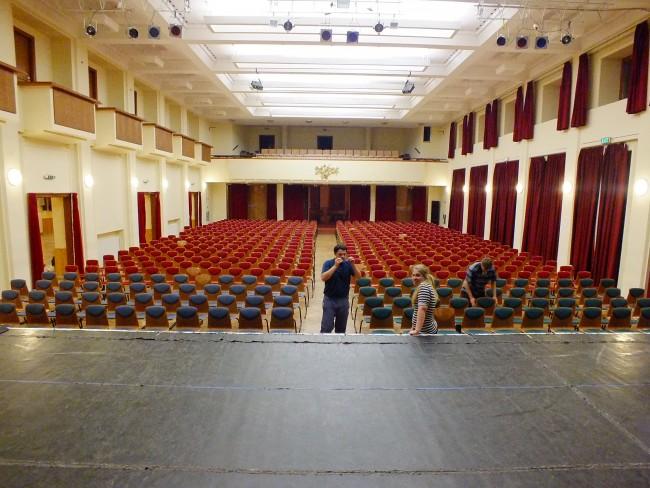 GYIK Rendezvényház, Sopron