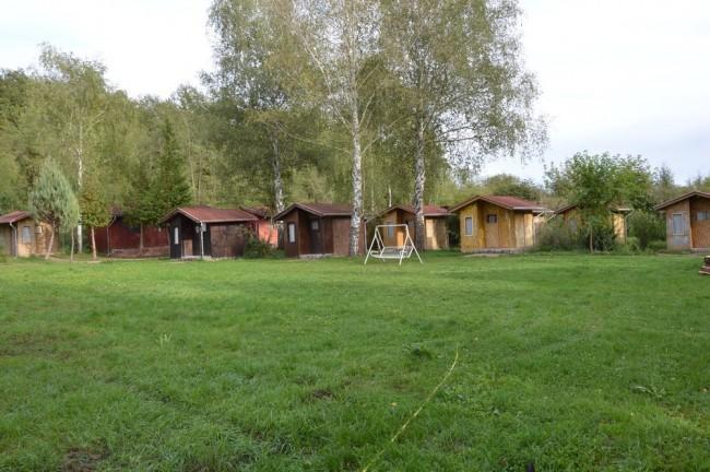 Malomvölgyi Ifjúsági Tábor és Kempng, Szob