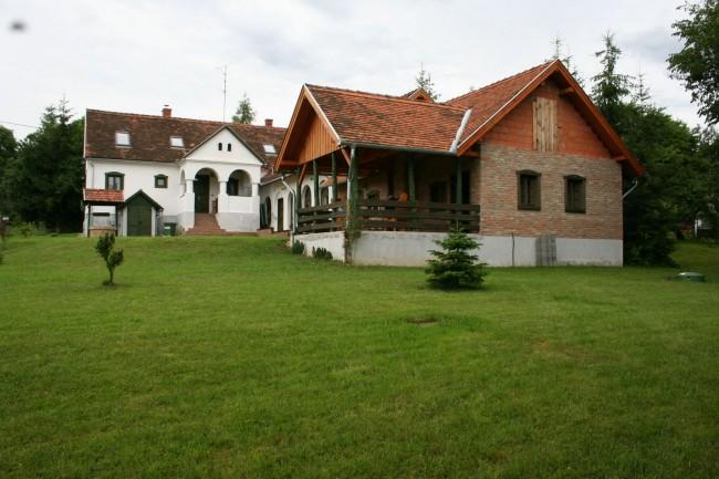 Trainex Őrségi Vendégház, Szentgotthárd (Farkasfa)