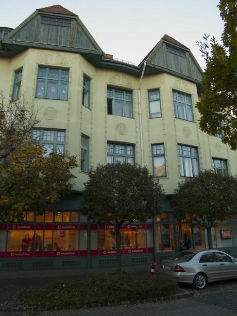 Veszprém belvárosi apartman lakás, Veszprém