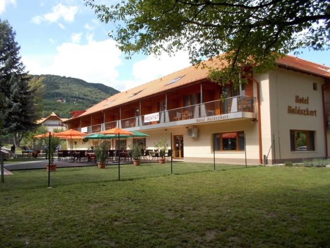 Hotel & Étterem Halászkert, Badacsonytomaj (Badacsony)