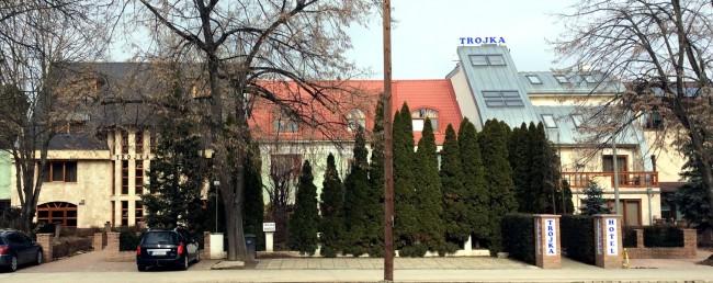 TROJKA HOTEL, Szolnok