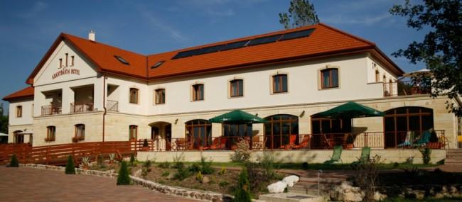 Aranybánya Hotel - Aranybánya Üdülőpark, Telkibánya