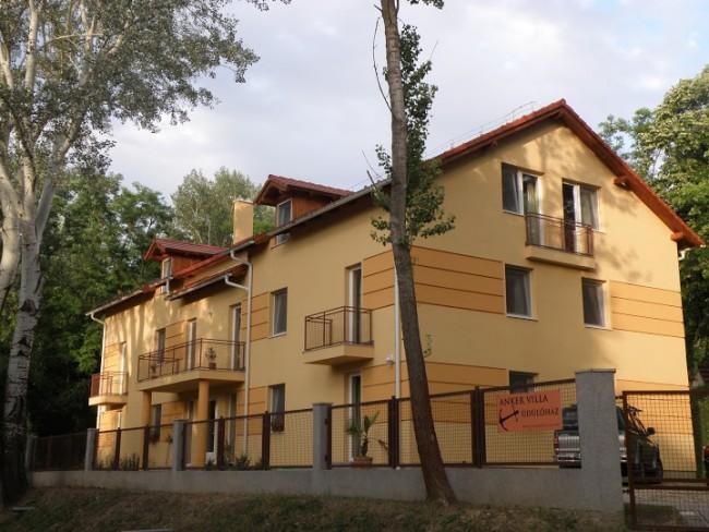 Anker Villa, Balatonszárszó