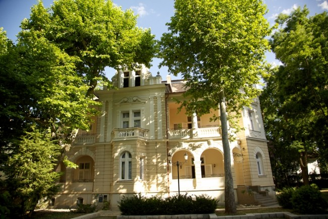 Jókai Villa Hotel, Siófok
