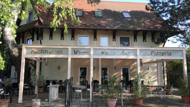 Villa Italia Restaurant, Siófok