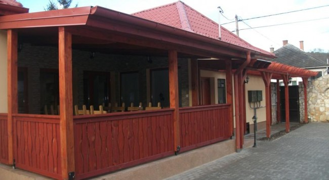 Viki Vendégház, Szilvásvárad