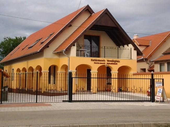 Határmenti Vendégház, Zsira