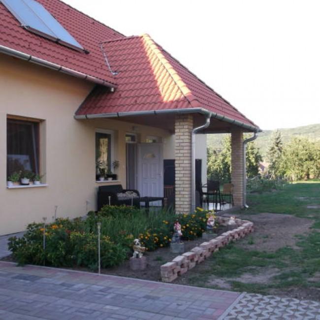 Napfény Vendégház, Kóspallag