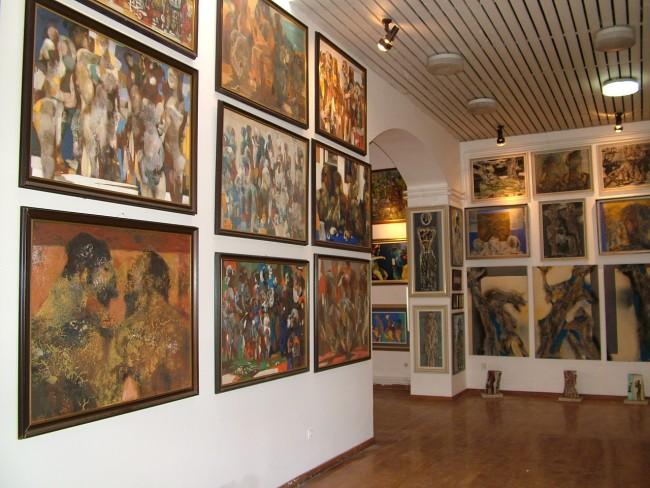 Váci Művészeti Gyűjtemények (Pannónia Ház), Vác