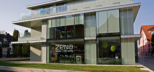 ZENA beauty+med center, Hévíz