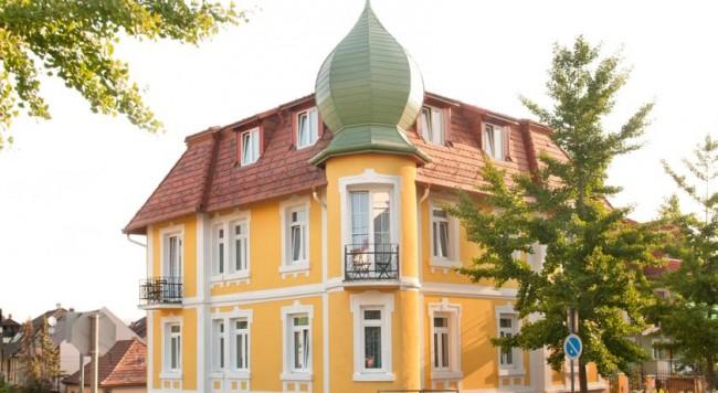 Villa Lucia Apartman Hotel Hévíz, Hévíz