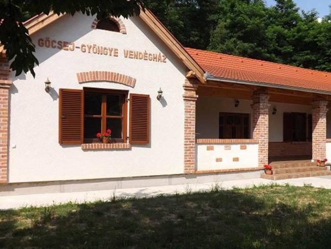 Göcsej-gyöngye vendégház és sóbarlang, Kustánszeg