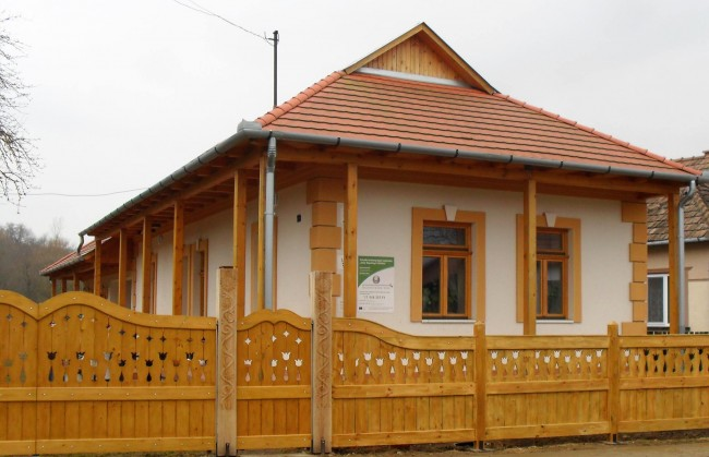 Arany Napraforgó Vendégház, Tornaszentandrás