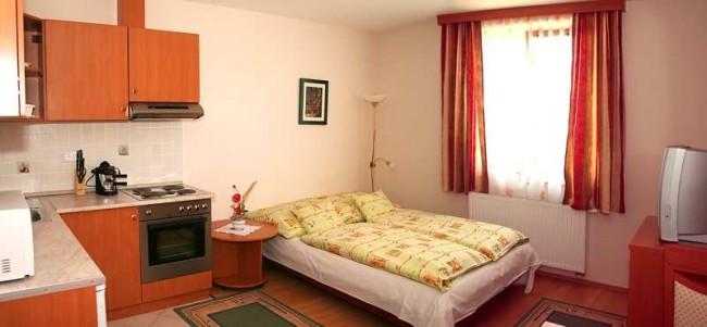 Natura Vita Residence Apartmanok, Hegykő