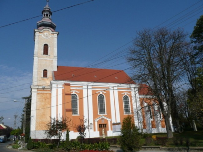 Szent Anna templom, Igal
