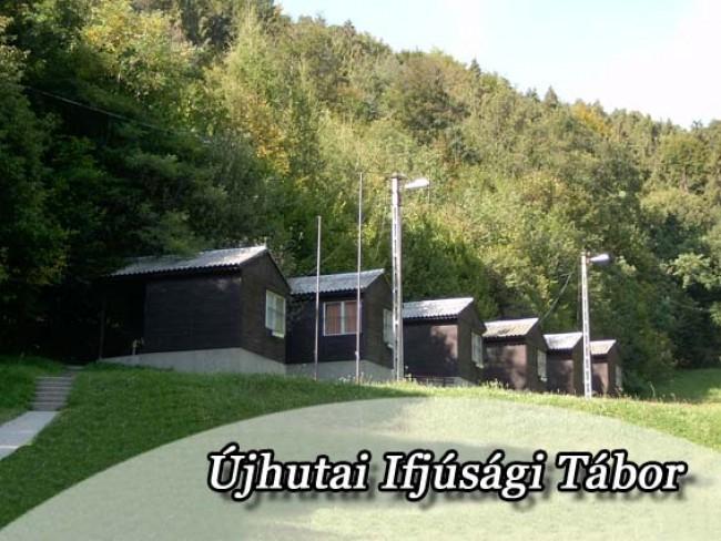 Újhutai Ifjúsági Tábor, Háromhuta (Újhuta)