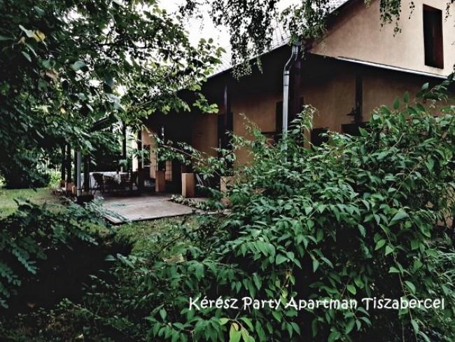 Kérész Party Apartman, Tiszabercel